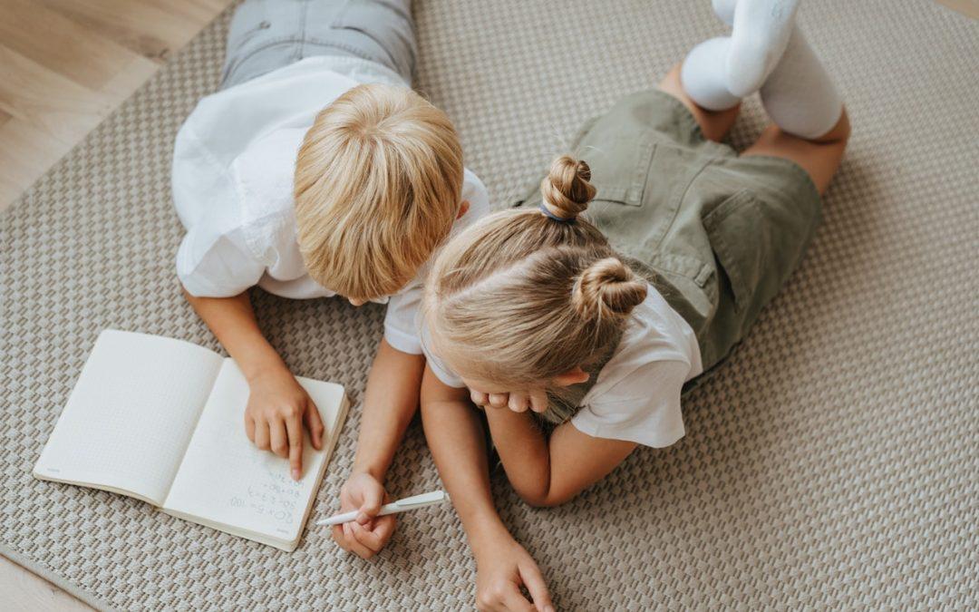 Escritores infantis, como estimular seu filho a escrever melhor