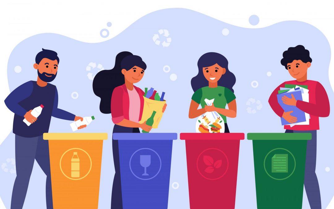 A importância da reciclagem na escola